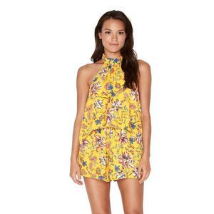 LSpace Pacific bloom Kelly romper